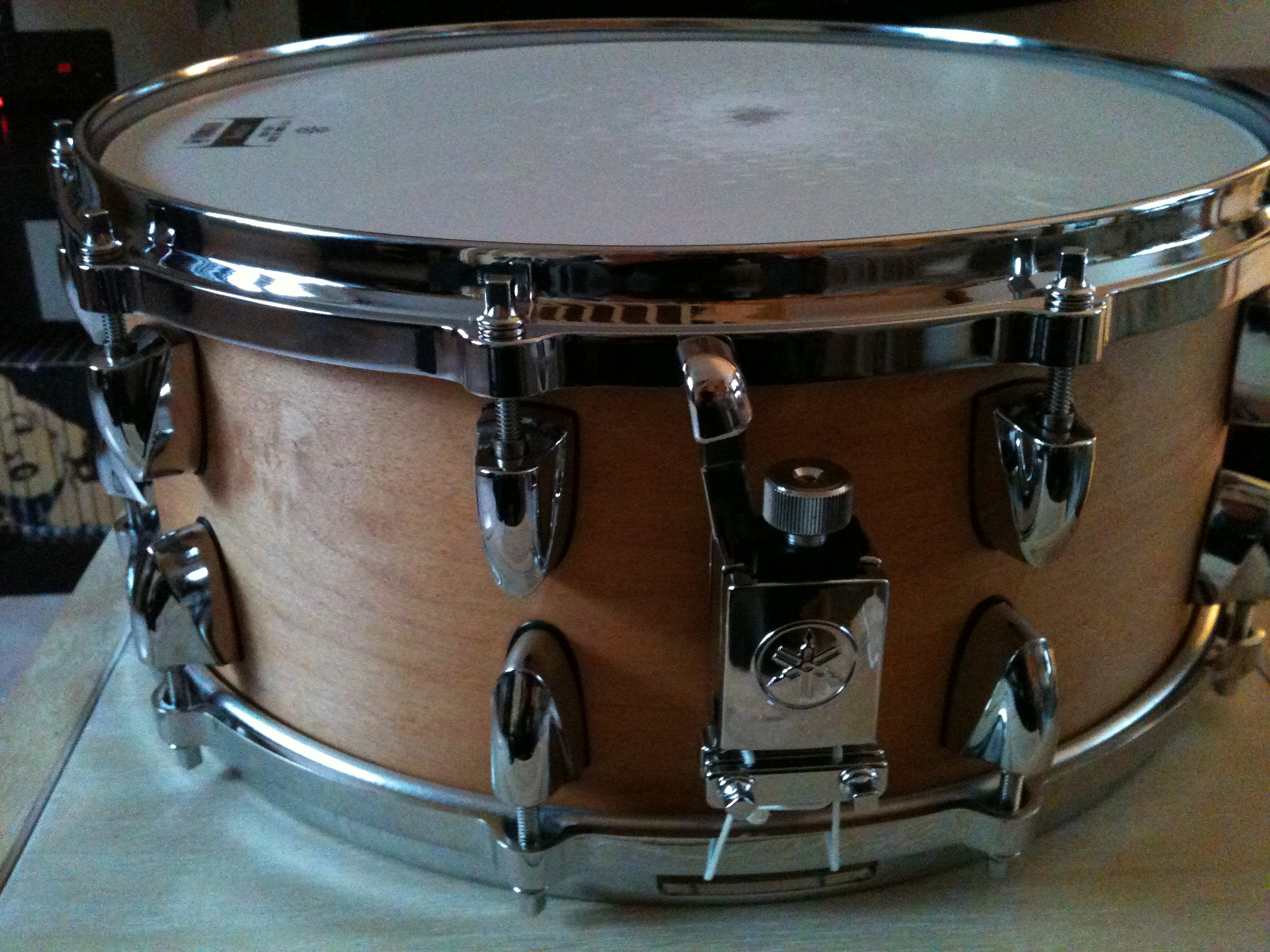 Yamaha Maple Custom Absolute Snare Drum Review