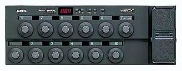 Yamaha Pas Midi Controller
