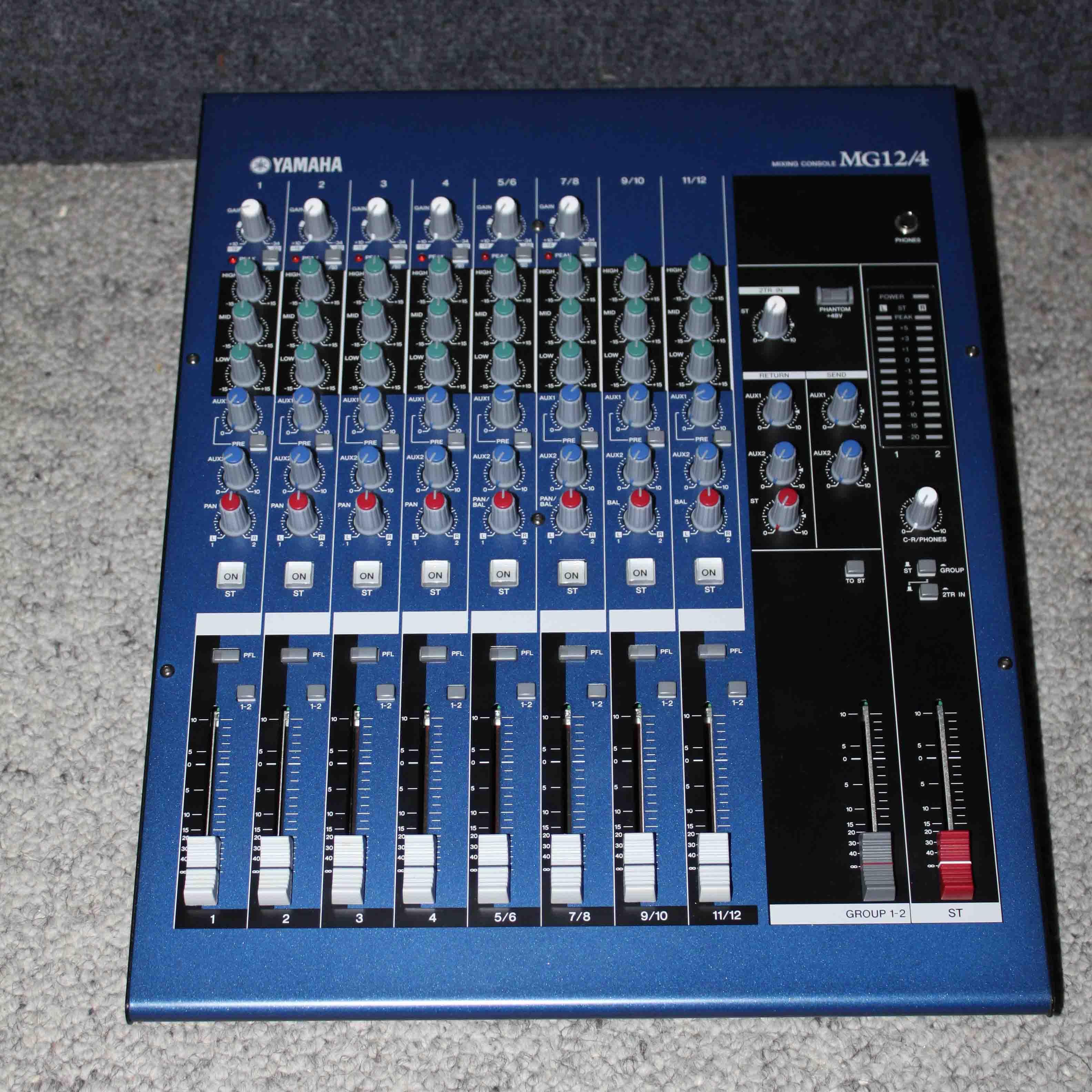 Yamaha Mg12  4 Image   418042