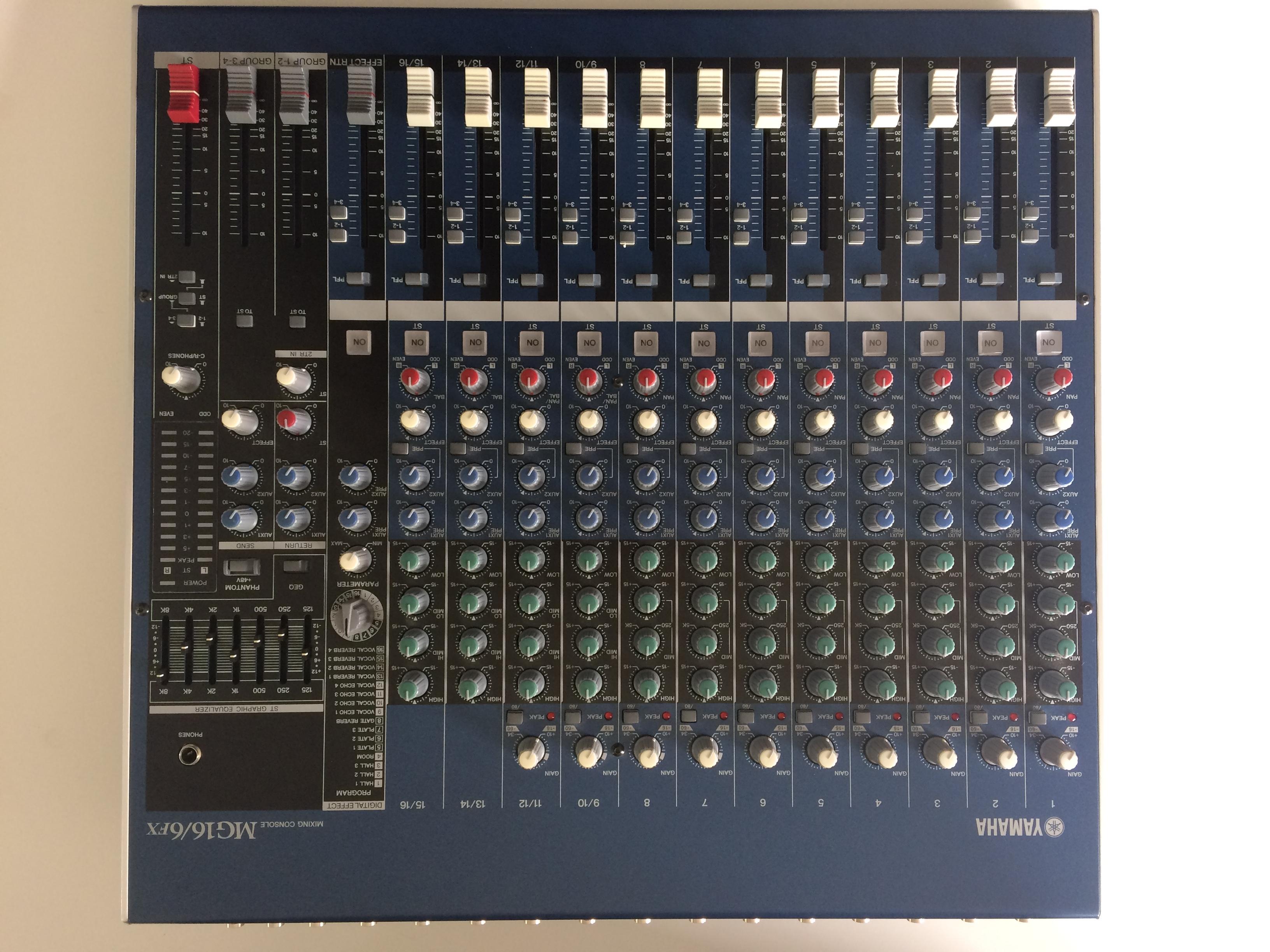 No Name Console / Table de mixage analogique image (#2015163 ...