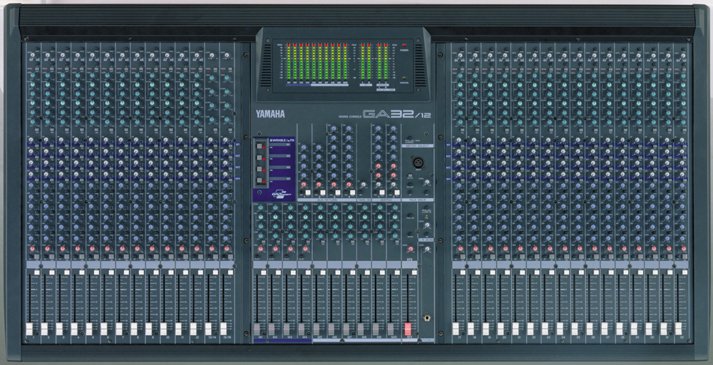 Yamaha mg32 14fx image 1783422 audiofanzine for Table de mixage yamaha 6 pistes