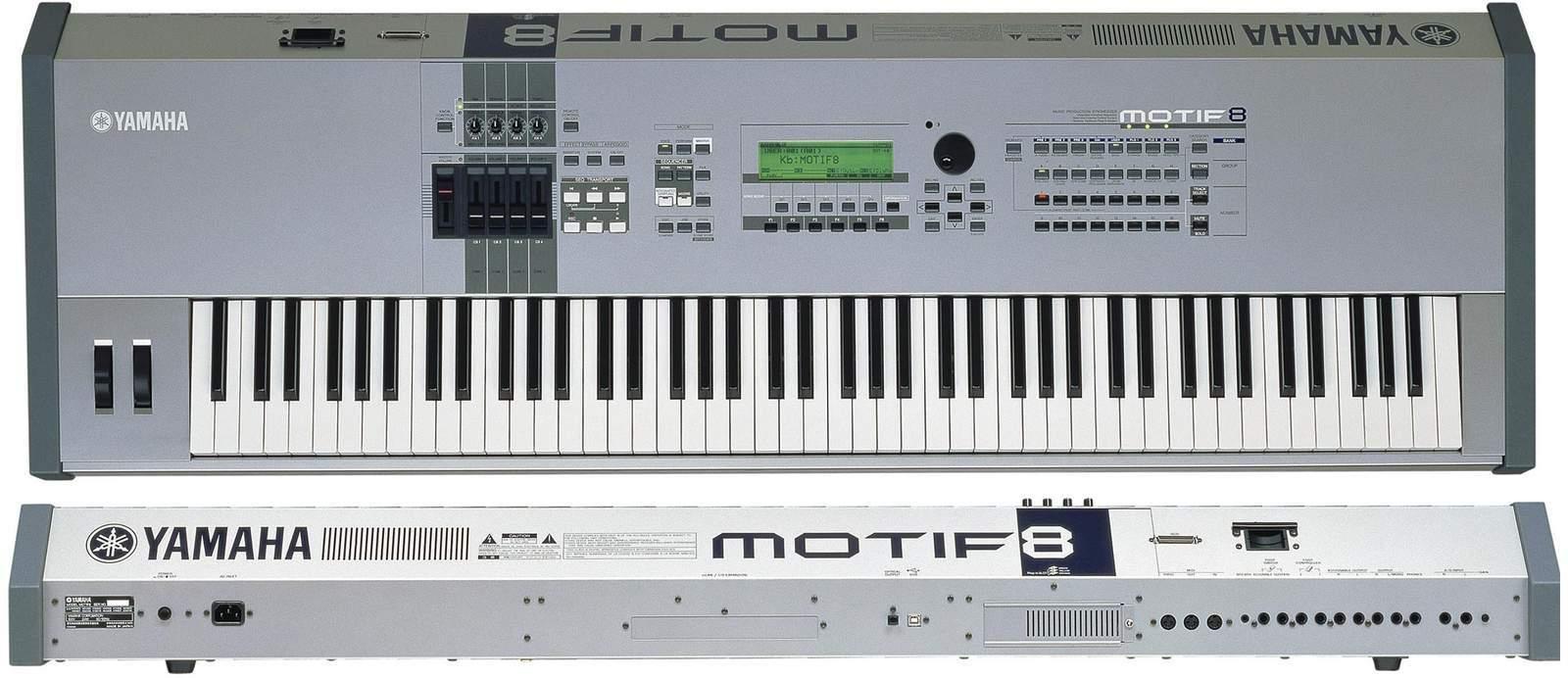 Yamaha Motif Synthesizer