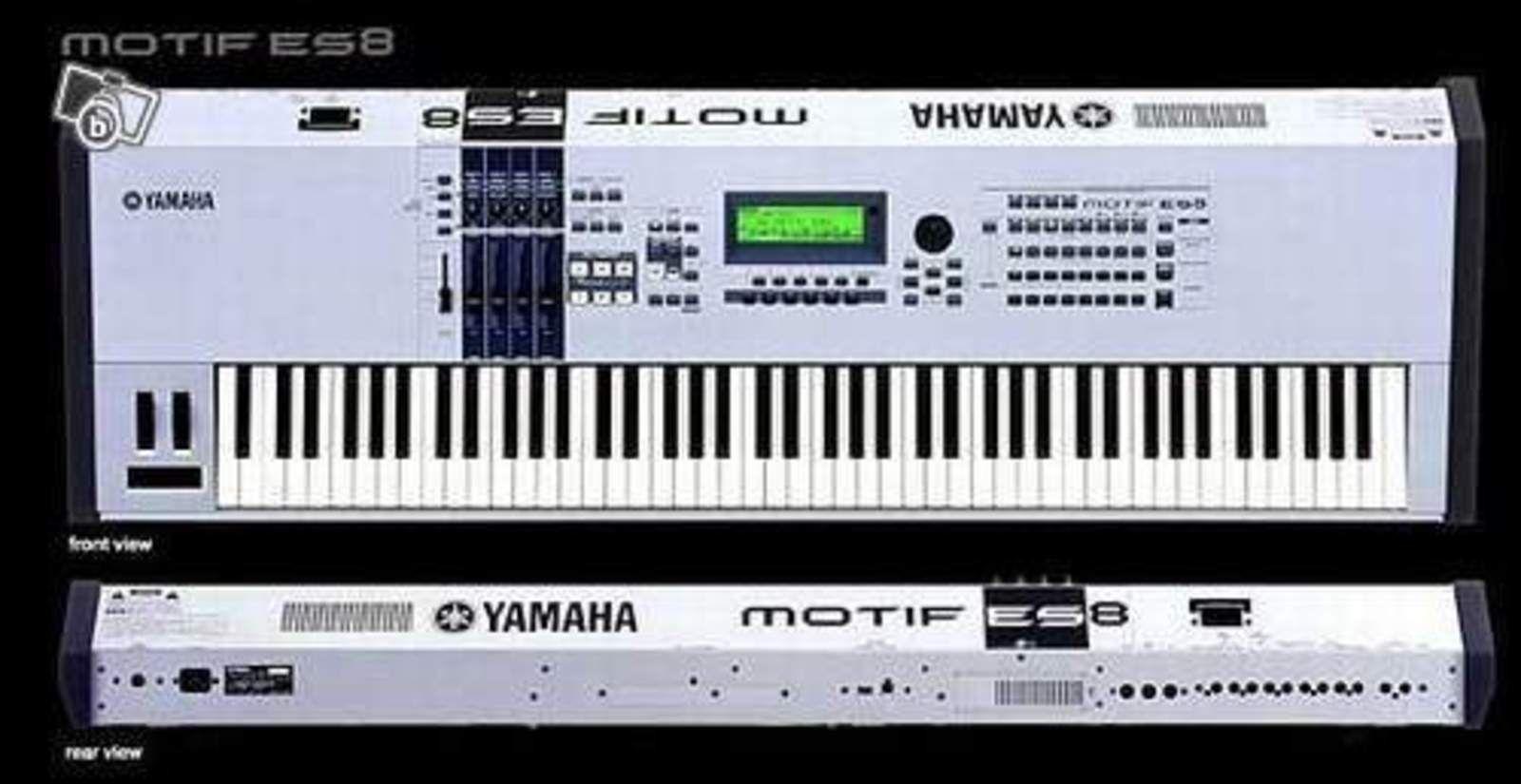 yamaha motif es8 image 43472 audiofanzine rh en audiofanzine com yamaha motif xs8 service manual yamaha motif xs8 user manual