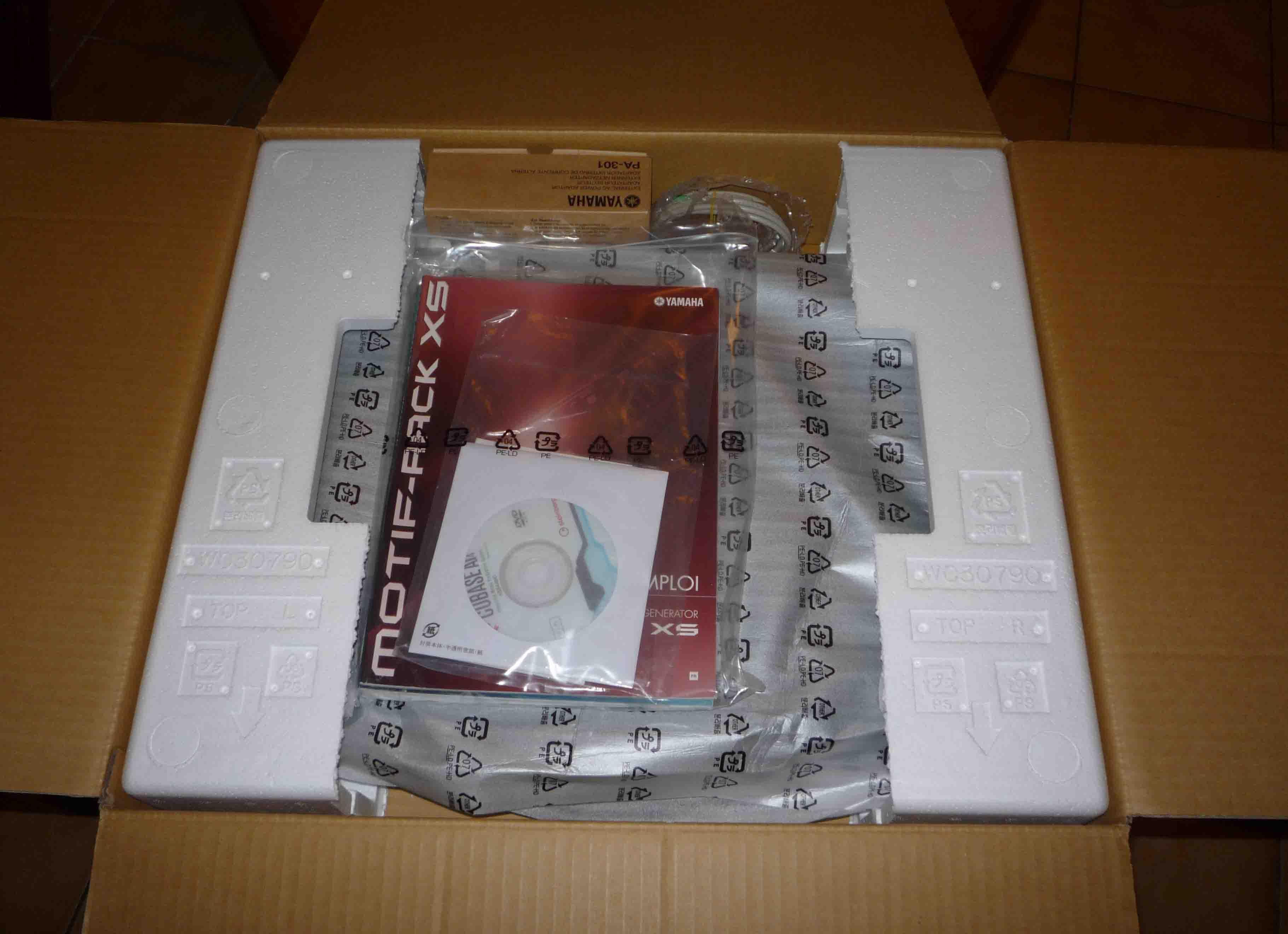 Pictures and images Yamaha Motif-Rack XS - Audiofanzine