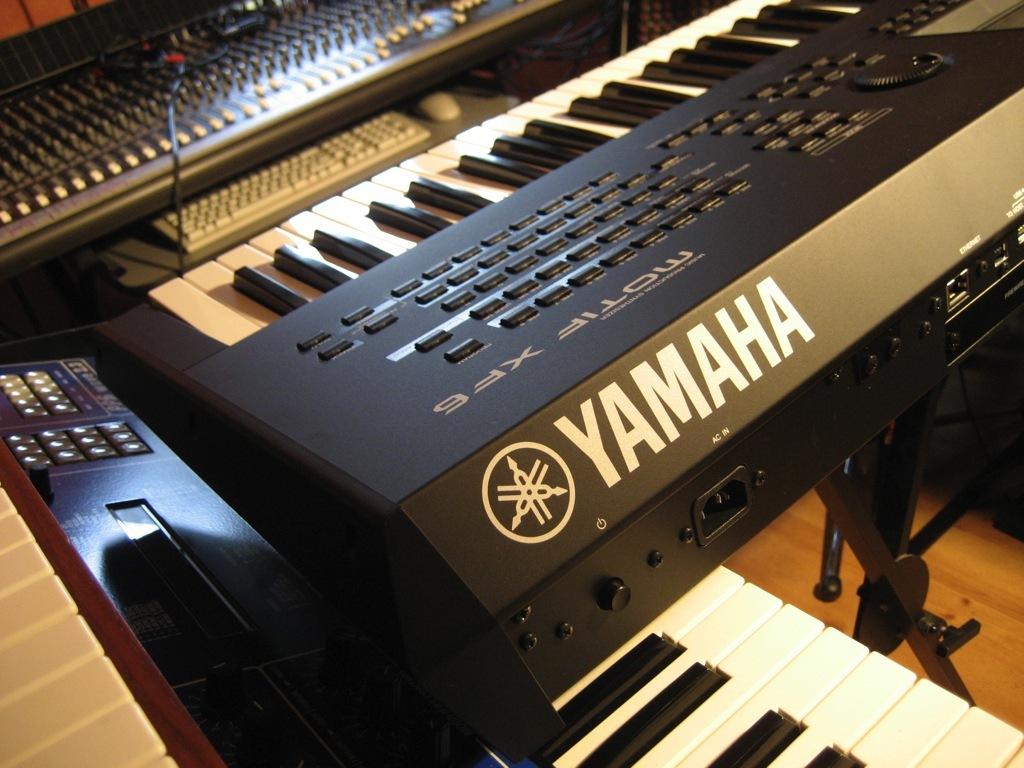 Yamaha Motif Xf8 Manual Download Pictures
