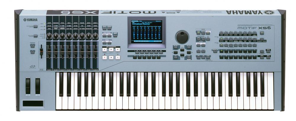 yamaha motif xs6 image 637200 audiofanzine