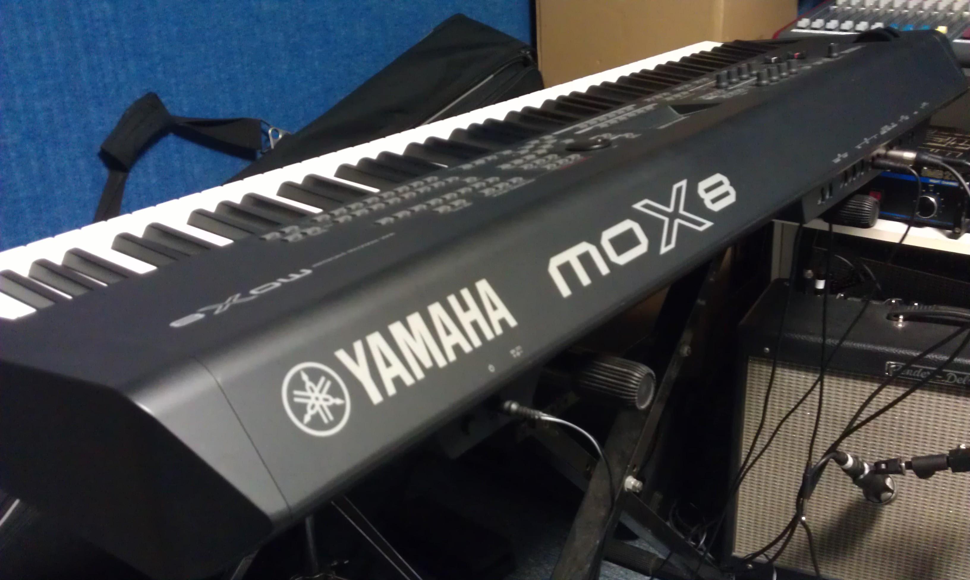 yamaha mox8 image 1443861 audiofanzine rh en audiofanzine com Yamaha MOX8 YouTube Yamaha MOX8 Demo