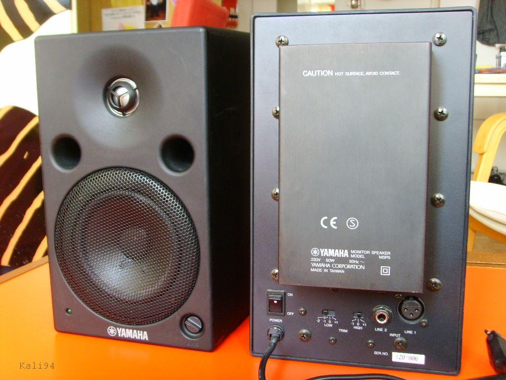 Yamaha Msp Used