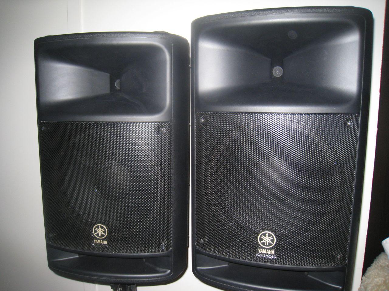 Used Yamaha Msr