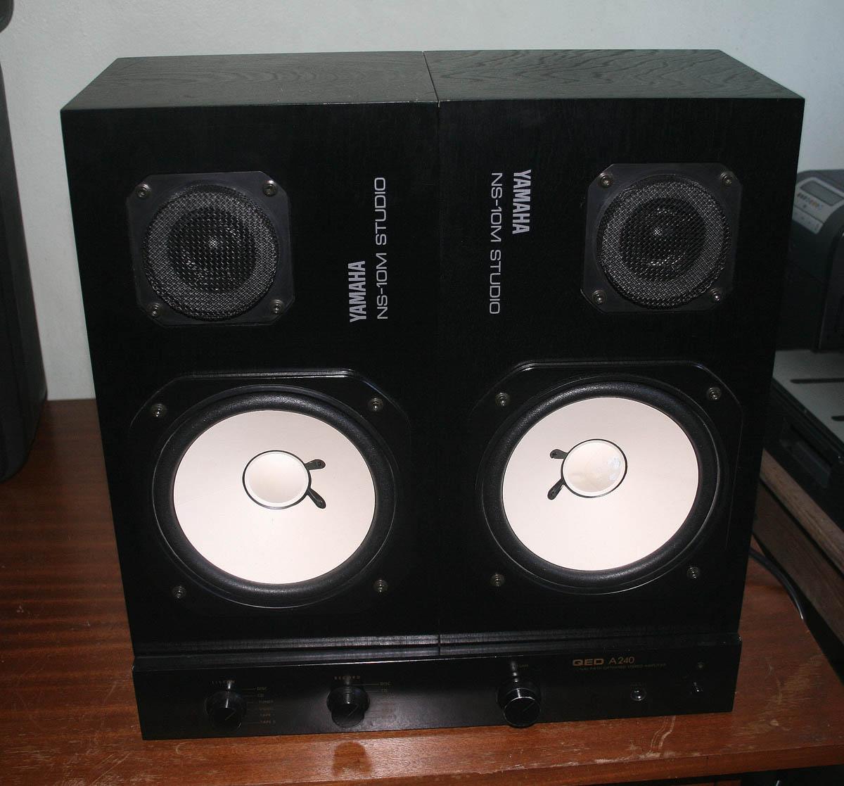 yamaha ns 10m image 114469 audiofanzine. Black Bedroom Furniture Sets. Home Design Ideas