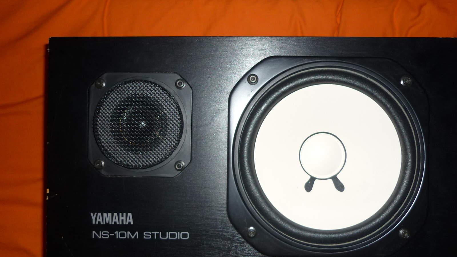 yamaha ns 10m studio image 182008 audiofanzine. Black Bedroom Furniture Sets. Home Design Ideas