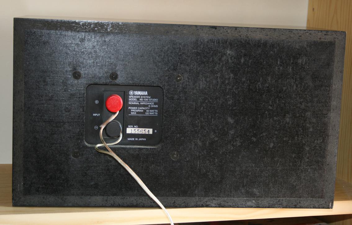 yamaha ns10m. yamaha ns-10m studio thoma34 images ns10m