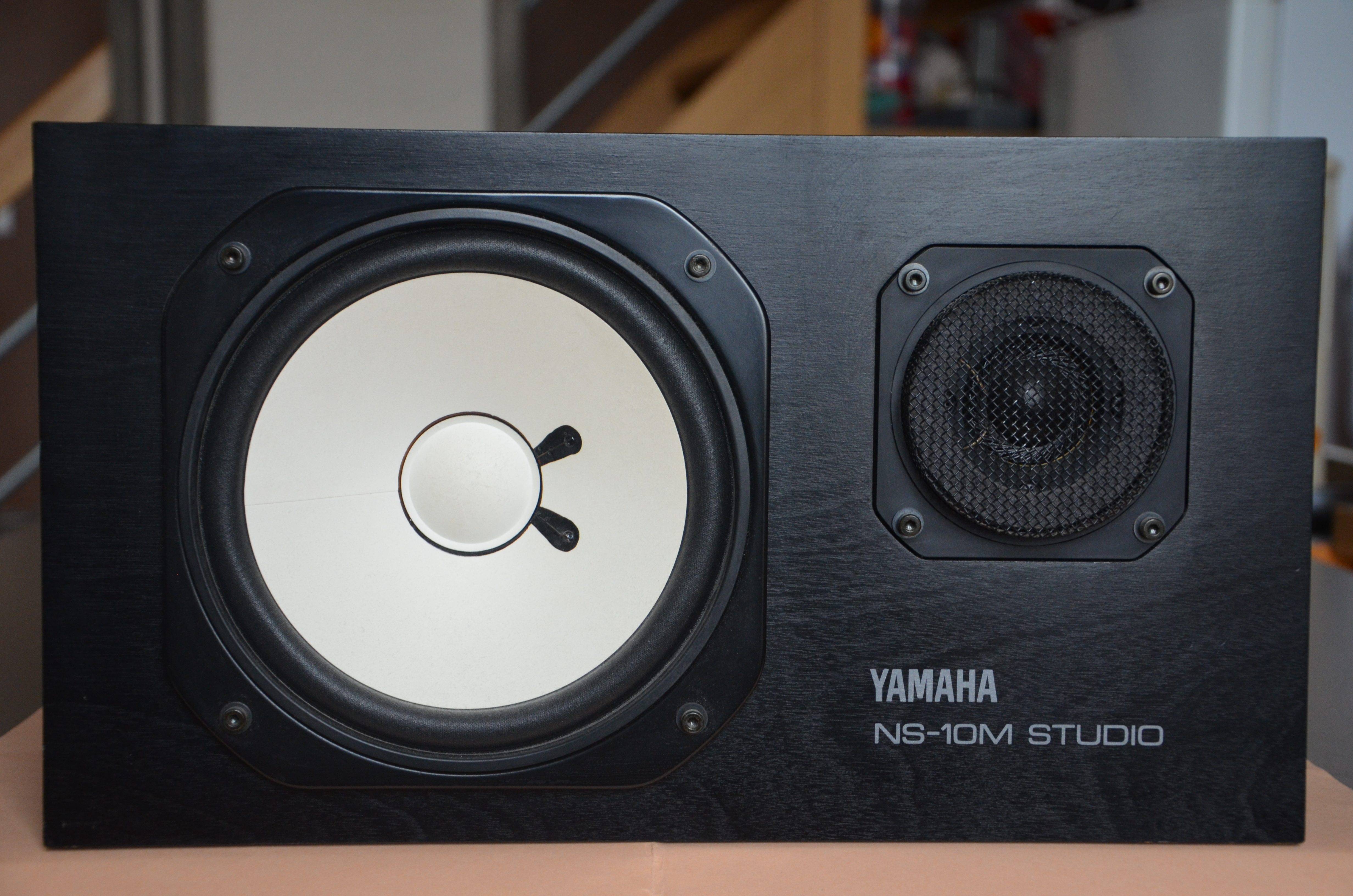yamaha ns10 speakers are a must have in the studio