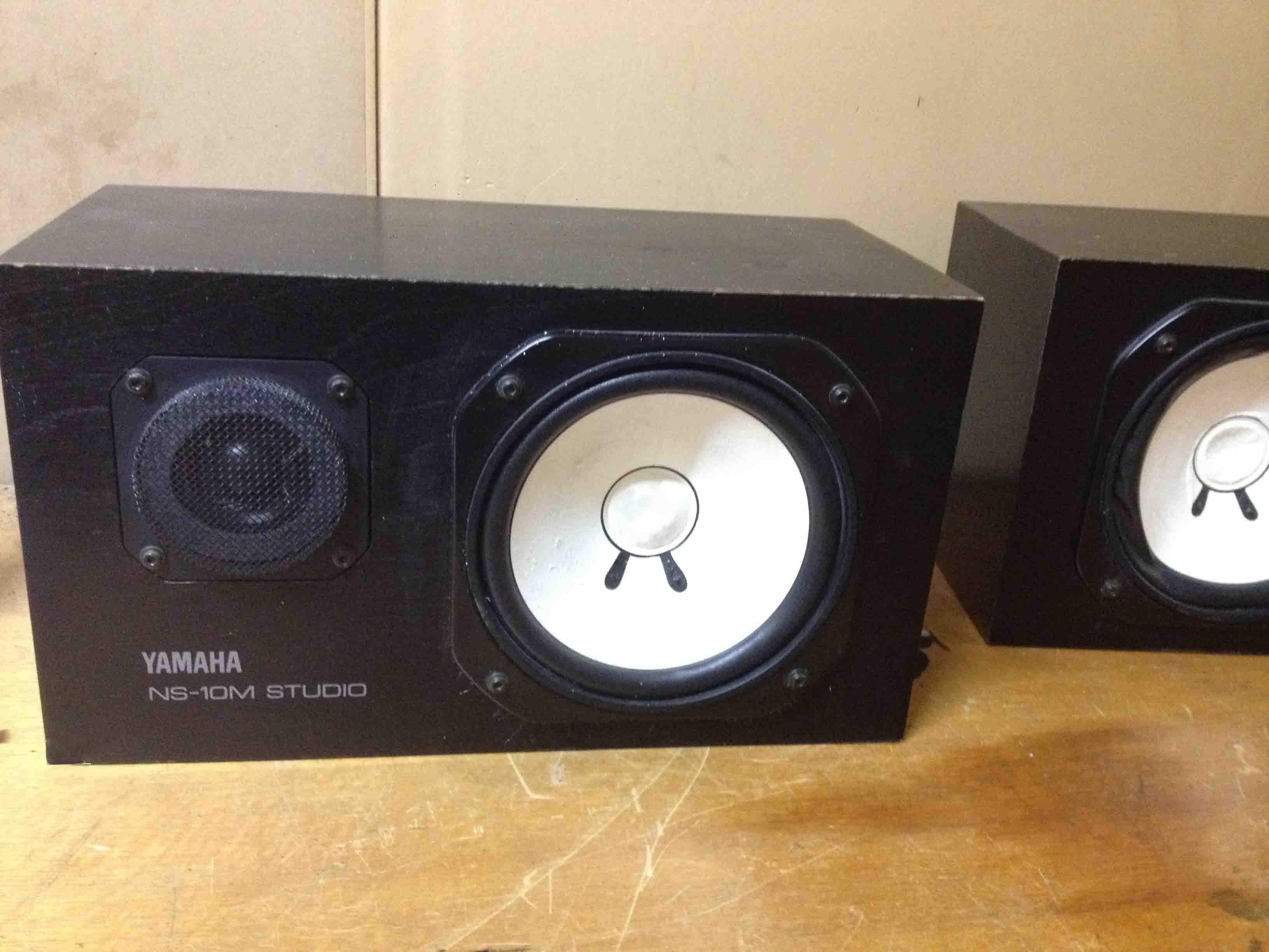yamaha ns 10m studio image 918119 audiofanzine. Black Bedroom Furniture Sets. Home Design Ideas