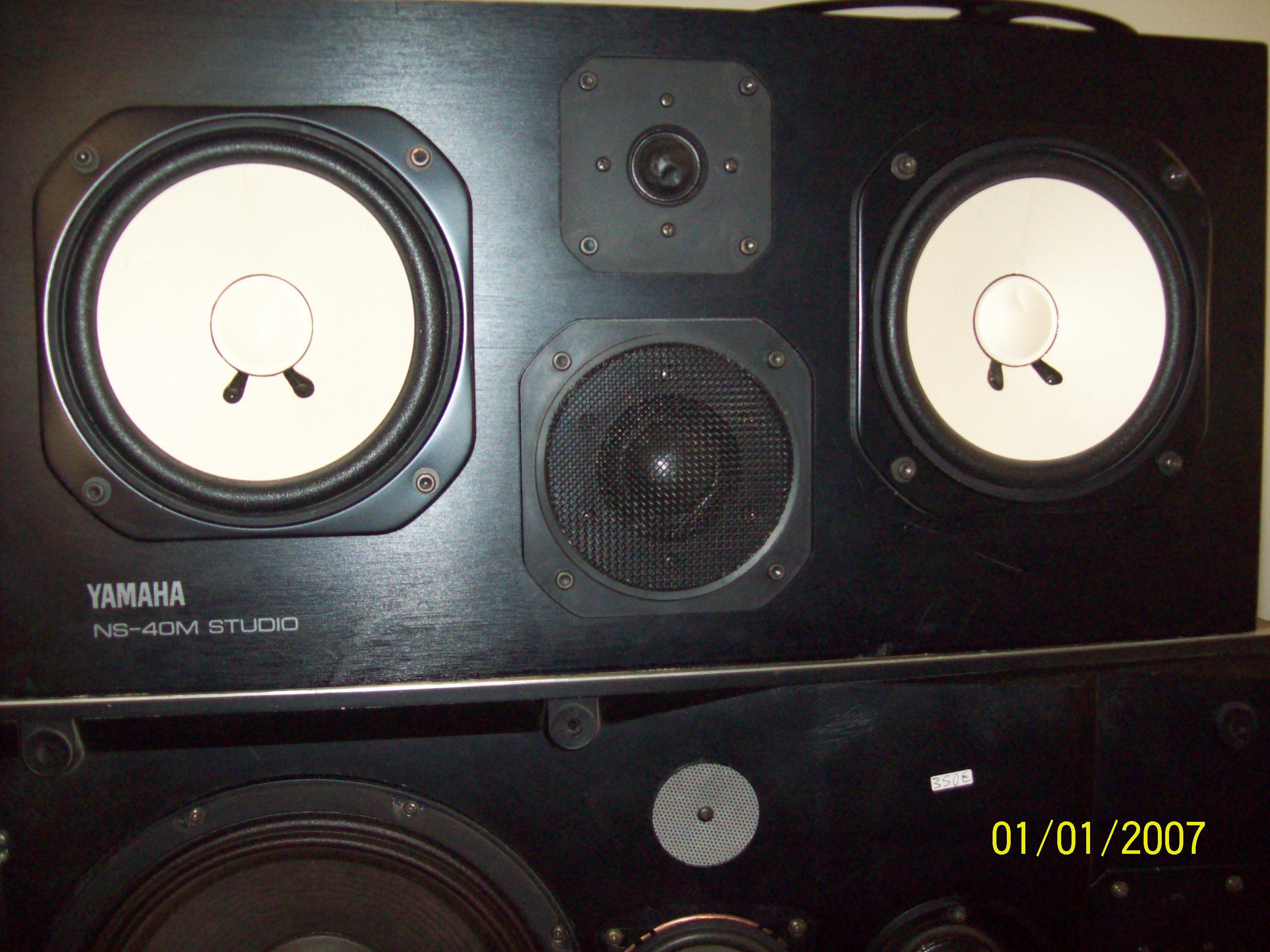 Photo yamaha ns 40m studio yamaha ns 40m studio 42257 for Yamaha ns 40