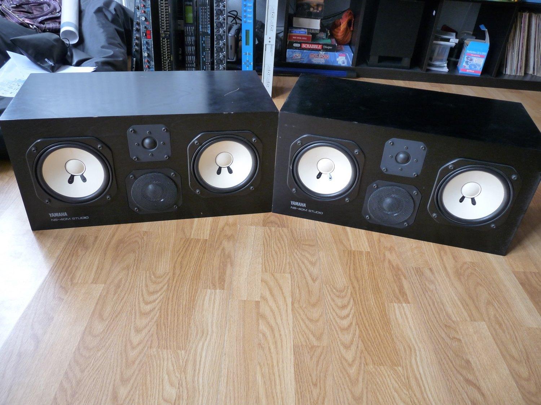 yamaha ns 40m studio image 79505 audiofanzine ForYamaha Ns 40