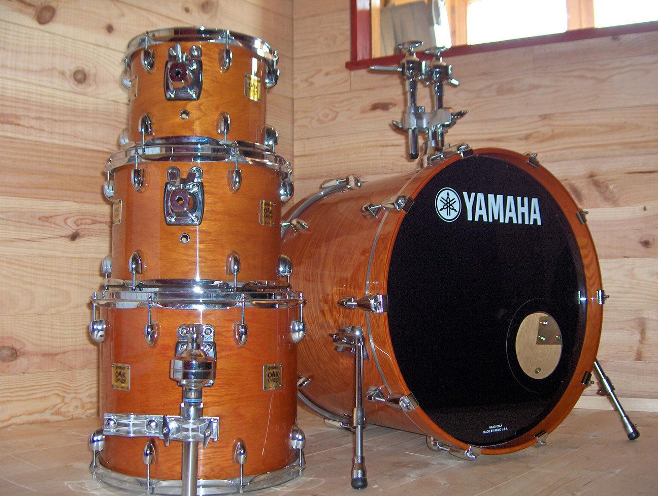 yamaha oak custom image 119512 audiofanzine. Black Bedroom Furniture Sets. Home Design Ideas