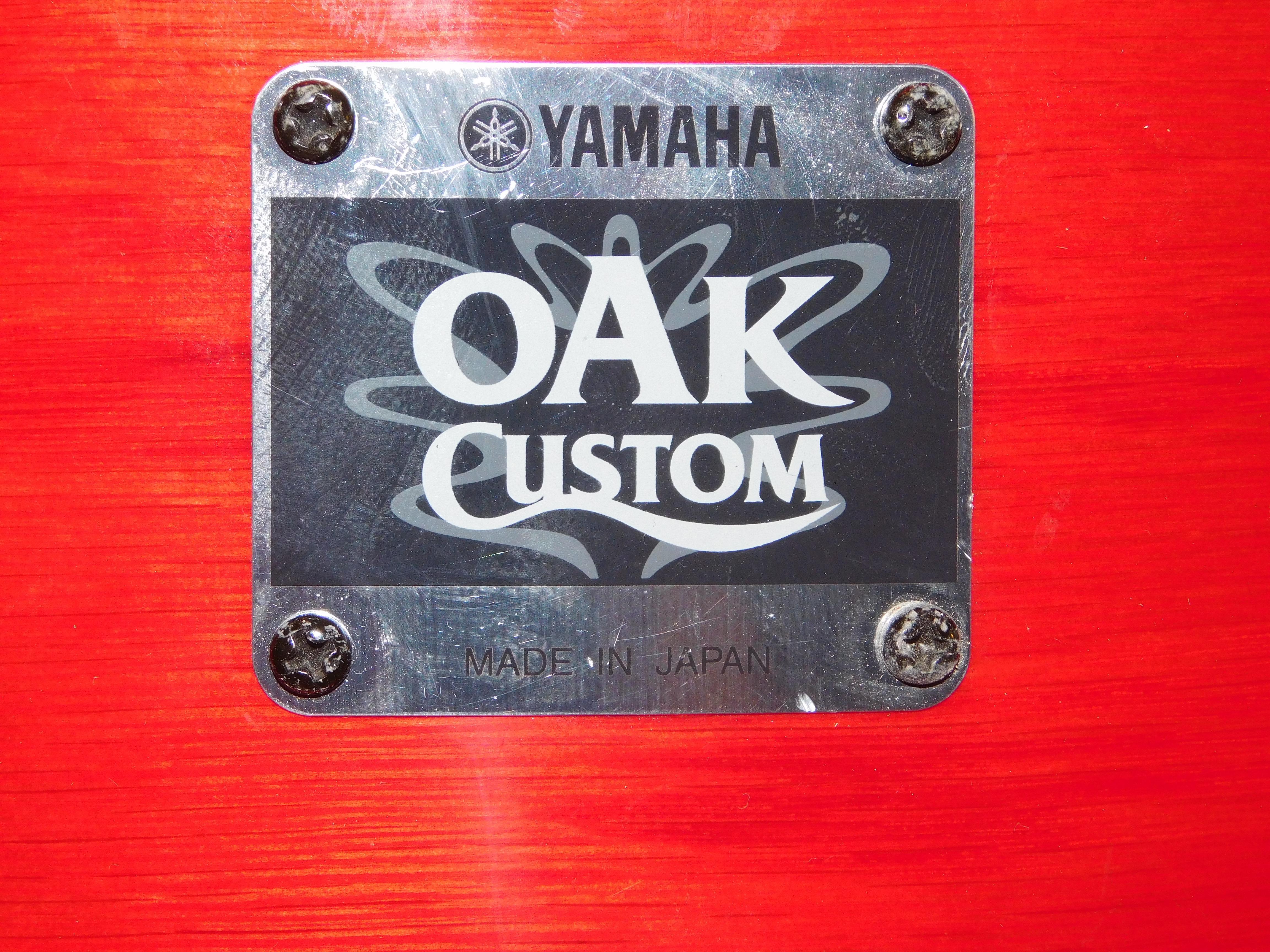 photo yamaha oak custom ny0t4m yamaha oak custom ny0t4m 19860 1661226 audiofanzine. Black Bedroom Furniture Sets. Home Design Ideas
