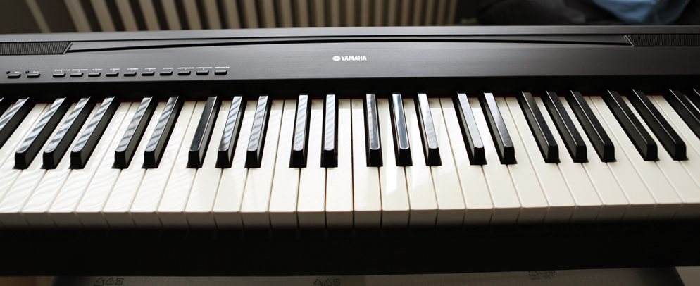 Yamaha p 85 image 453110 audiofanzine for Yamaha p85 contemporary digital piano