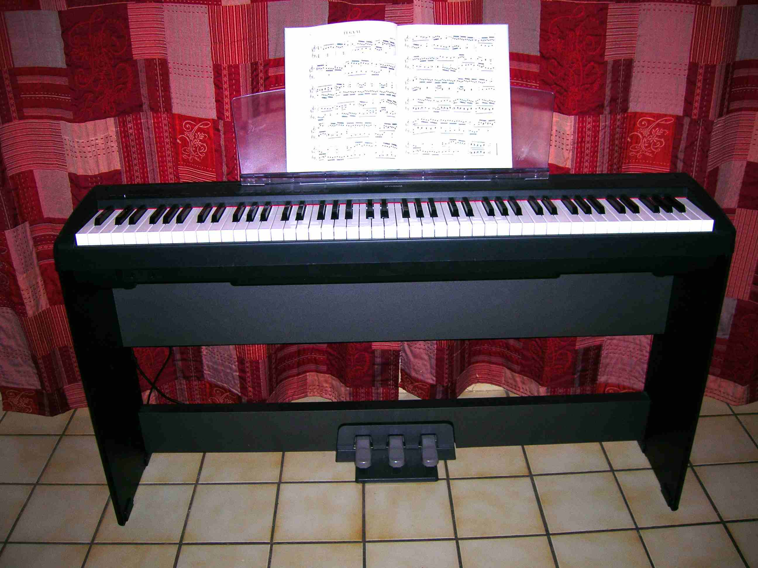 Yamaha p85 digital piano is now discontinued pictures to for Yamaha p85 contemporary digital piano