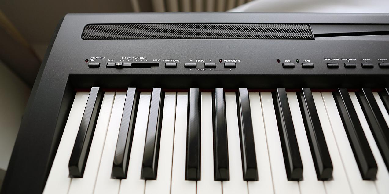 B n piano i n yamaha p85 c n r t m i v t d ng for Yamaha p85 contemporary digital piano