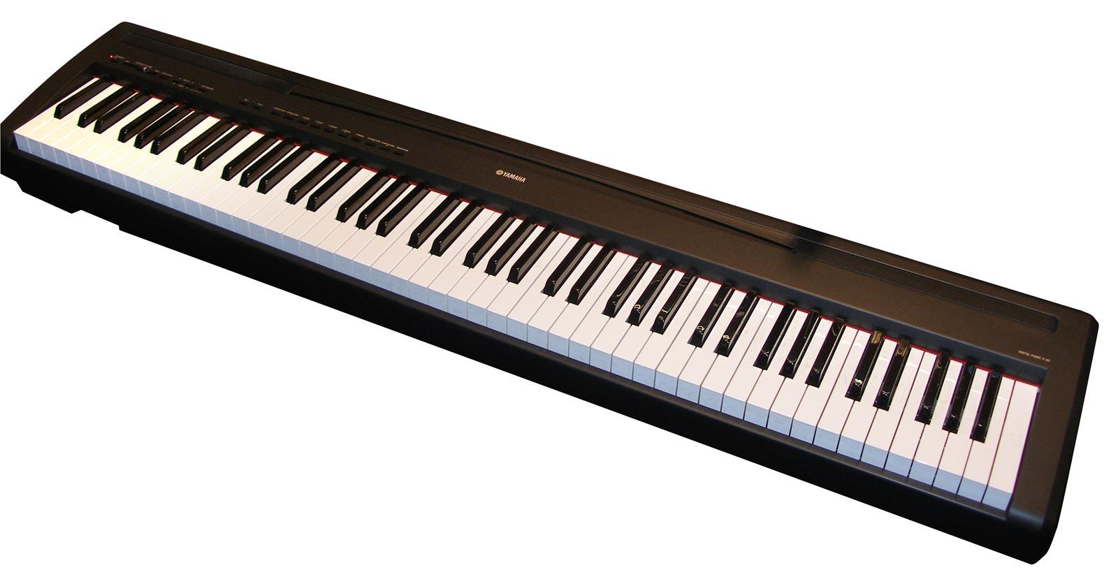 Yamaha p 85 image 466499 audiofanzine for Yamaha digital piano philippines