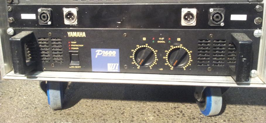 ampli sono yamaha p1600
