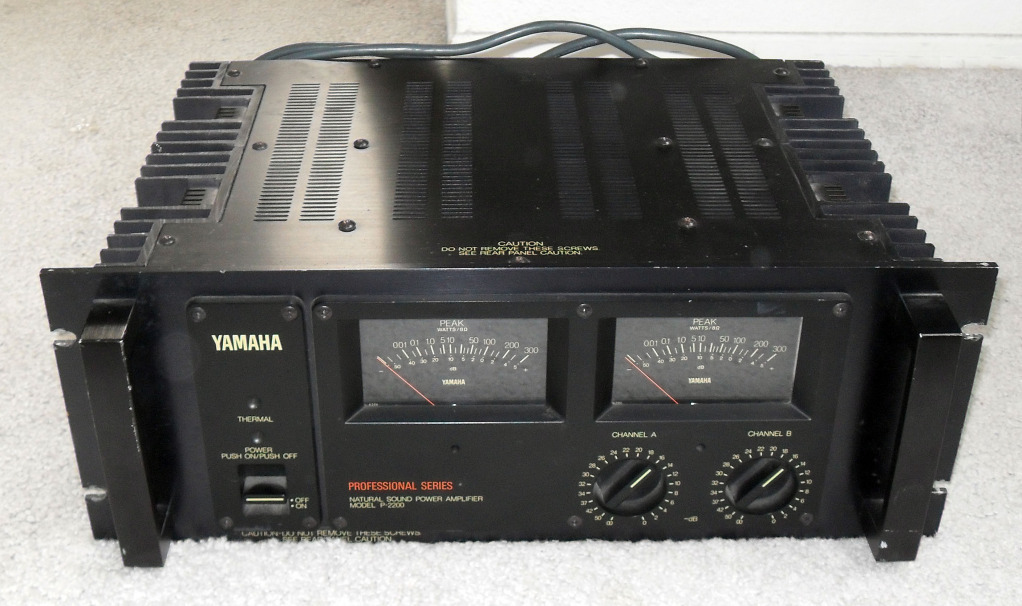 P Yamaha Manual
