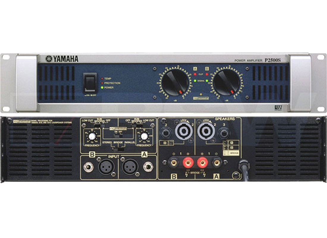 Yamaha Ps Dual Channel Power Amp