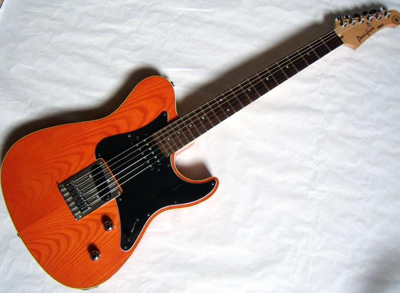 Weight Yamaha Pacifica Guitar