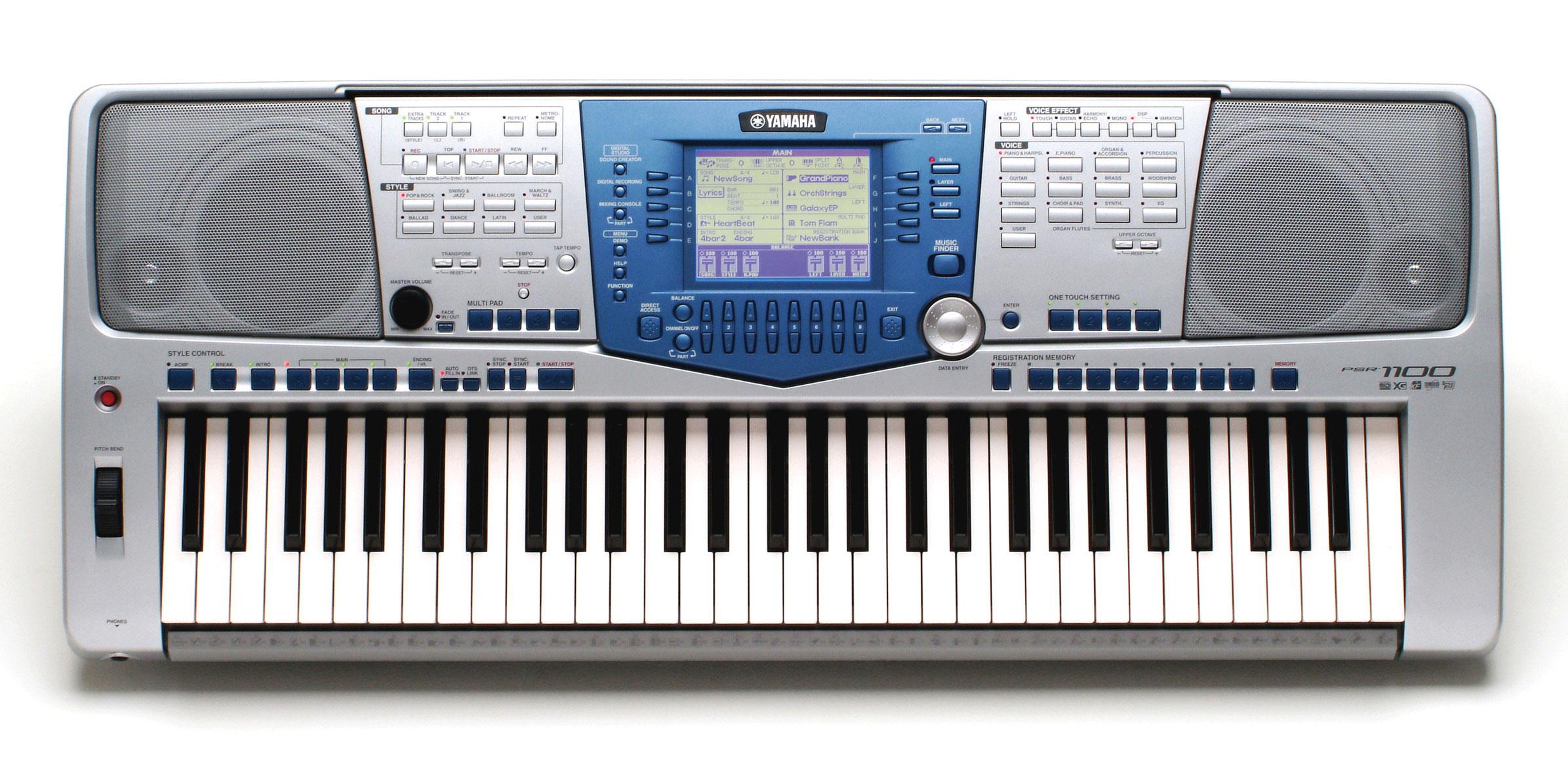 How To Play Midi Files On Yamaha Keyboard