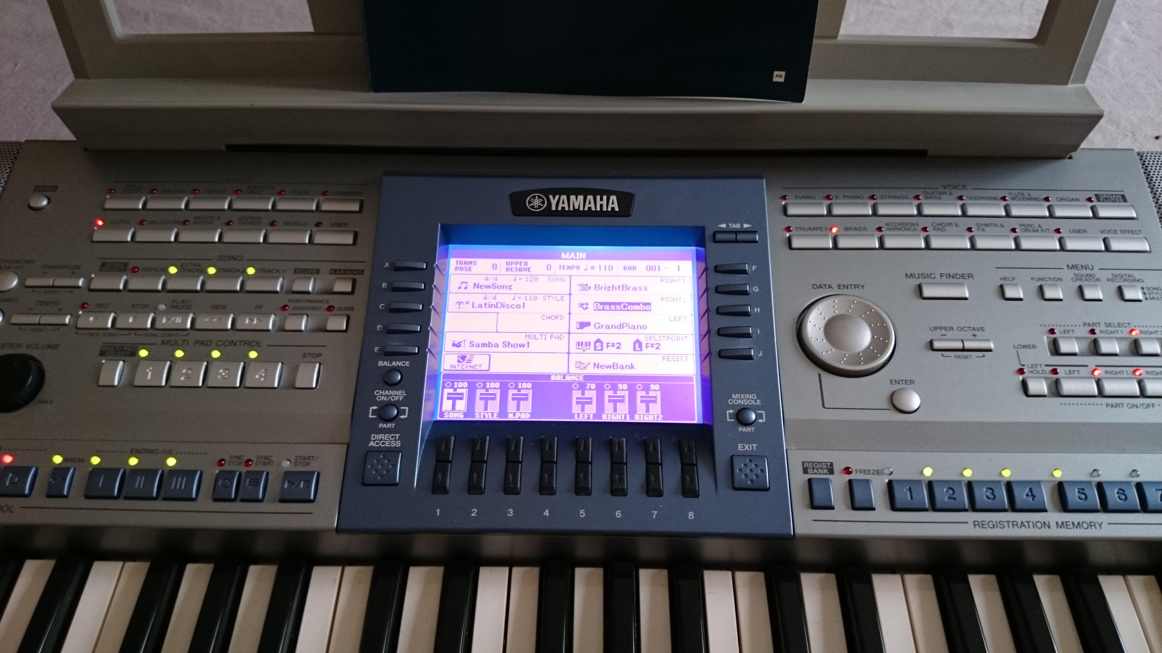 Yamaha Audio Manuals