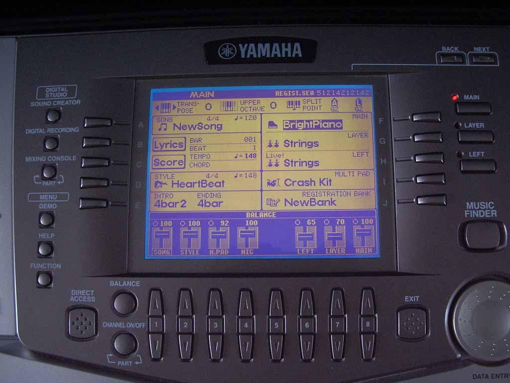 Yamaha As 2100 – Idea di immagine del motociclo