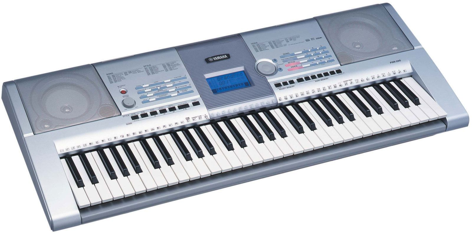 Yamaha psr 295 image 189799 audiofanzine for Yamaha professional keyboard price