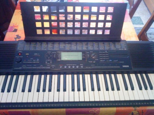 yamaha psr 320 image 74513 audiofanzine rh en audiofanzine com Yamaha Touch Response Keyboard Yamaha YPT 340