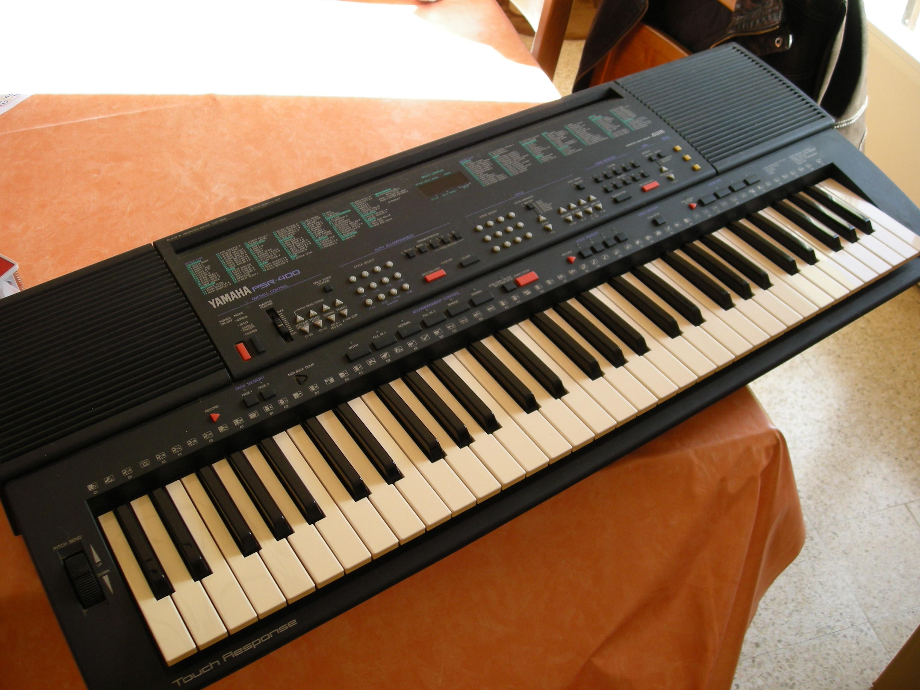 Yamaha Psr M Keyboard