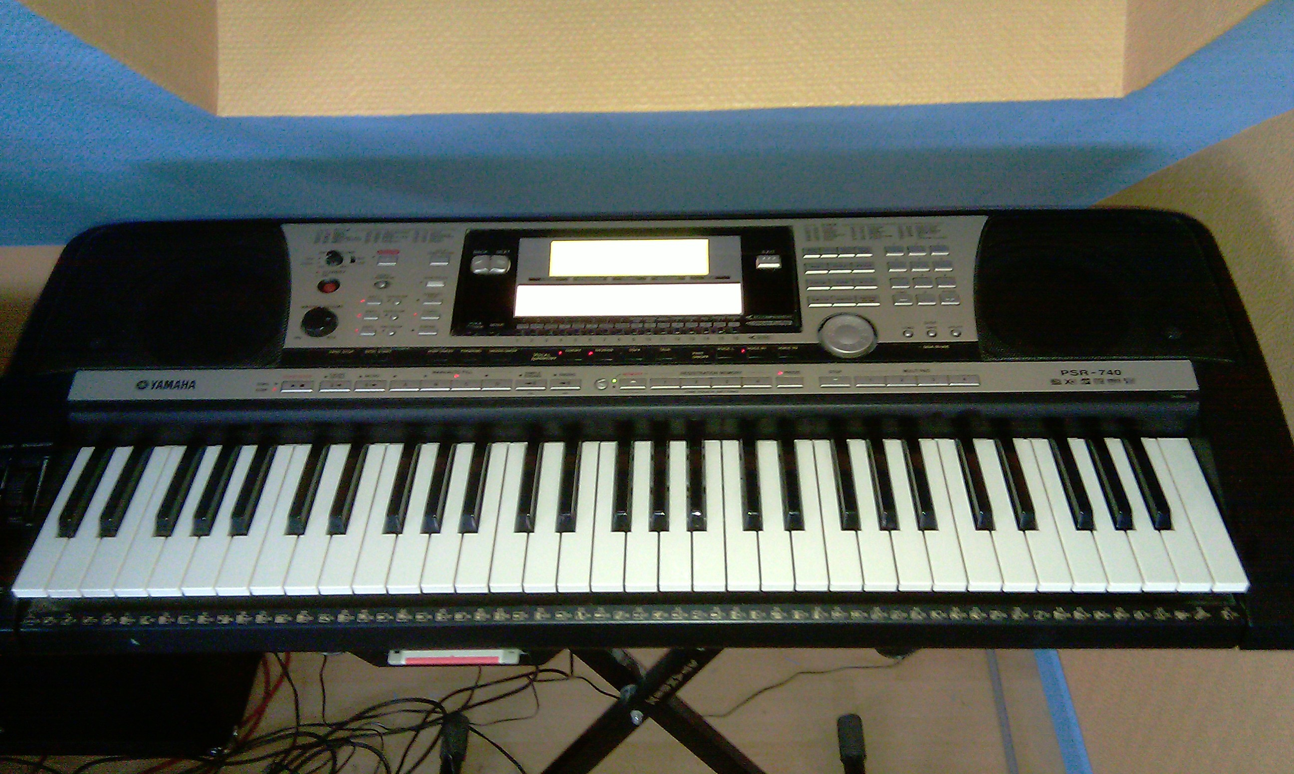 Image Result For Yamaha Keyboard How To Play