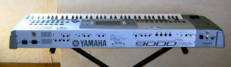 yamaha psr 9000 pro image 258803 audiofanzine. Black Bedroom Furniture Sets. Home Design Ideas