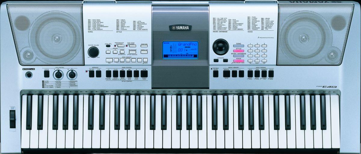 Latest Yamaha Keyboard In India