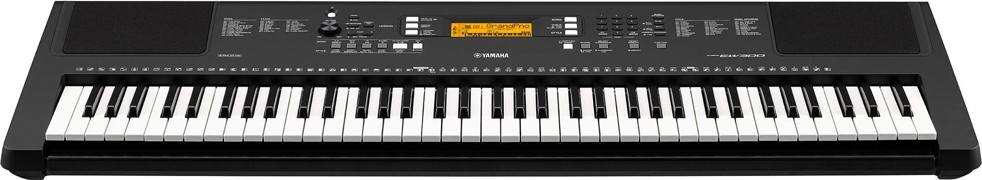 Yamaha psr ew300 image 1748836 audiofanzine for Yamaha psr ew300 review