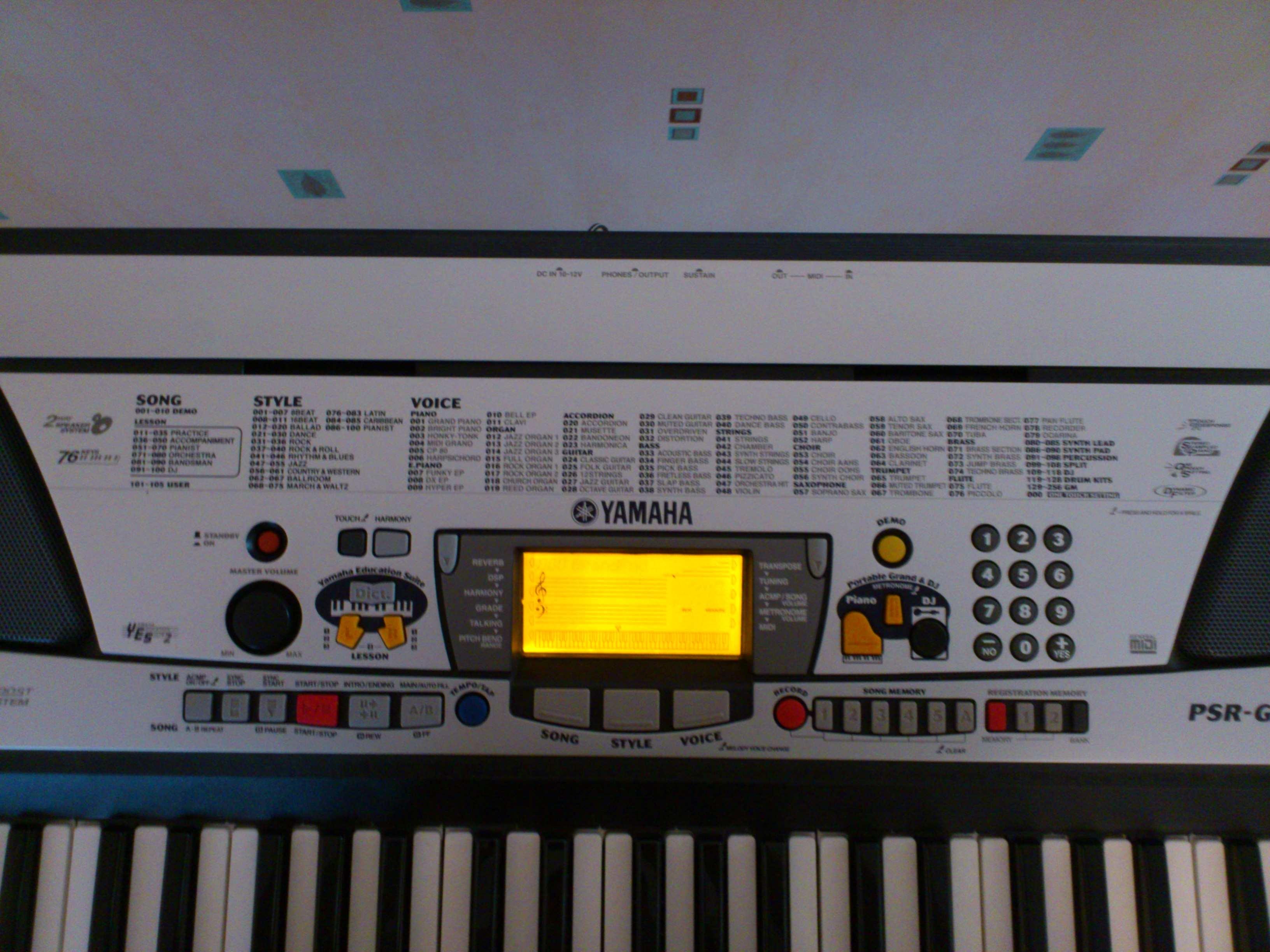 yamaha psr gx76 image 552500 audiofanzine rh en audiofanzine com Yamaha PSR Series yamaha psr-gx76 manuel