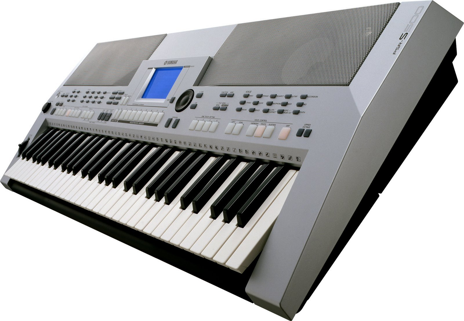 Yamaha psr s500 image 146713 audiofanzine for Yamaha professional keyboard price