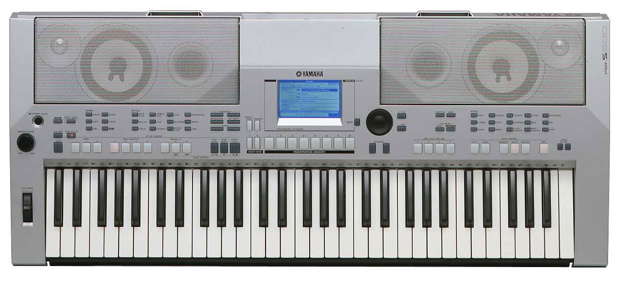 Yamaha psr s500 image 627870 audiofanzine for Yamaha professional keyboard price
