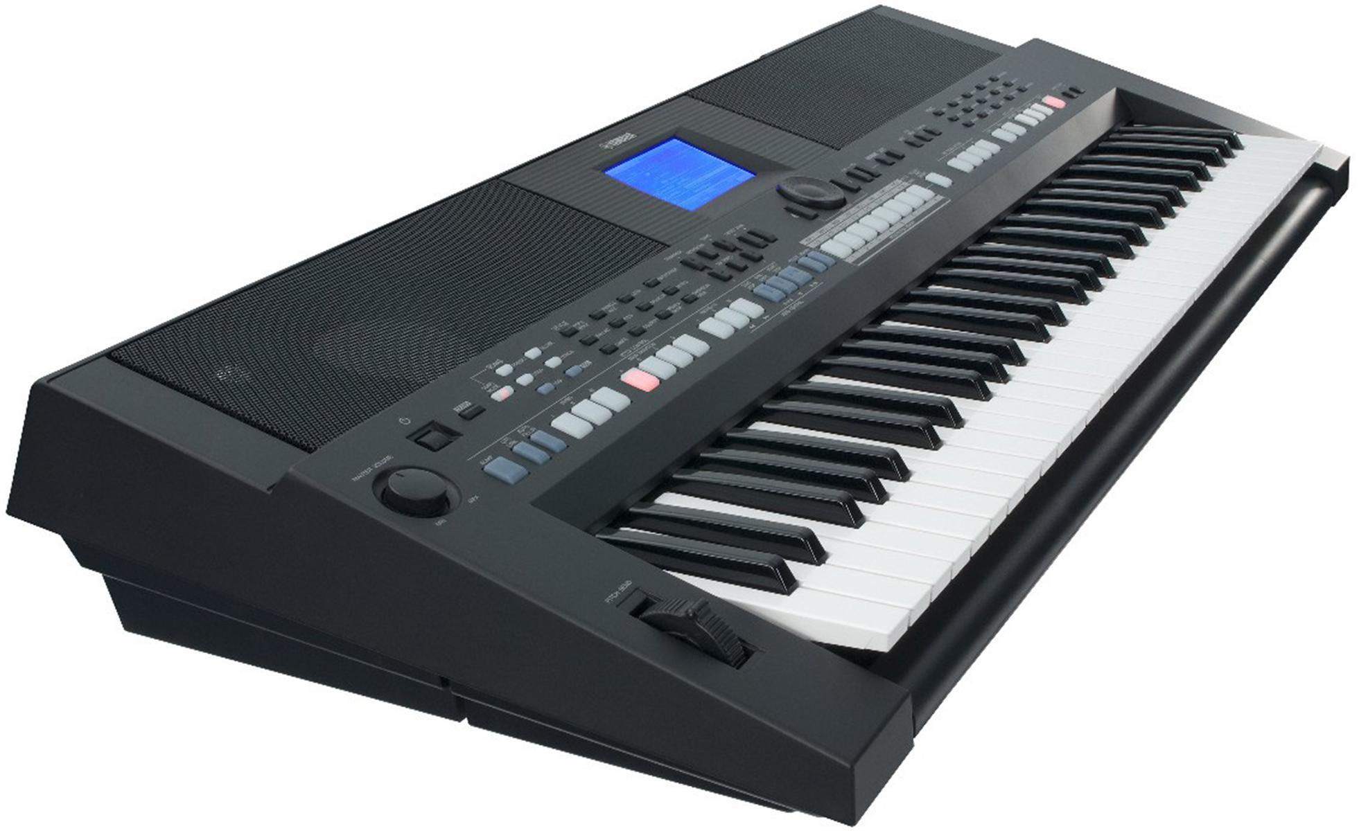 Clavier arrangeur yamaha psr s650 aquitaine audiofanzine for Housse clavier yamaha