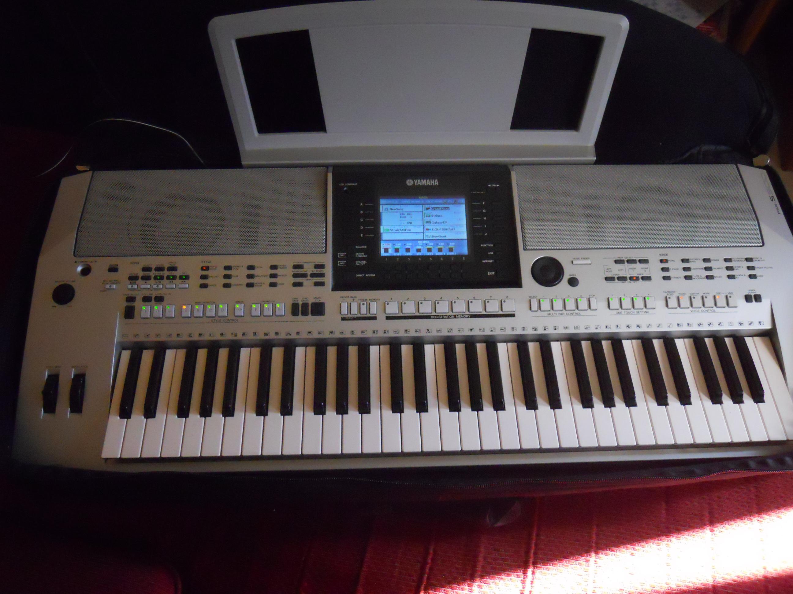 yamaha psr s900 image 274340 audiofanzine