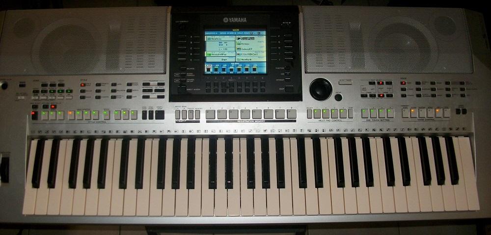 Yamaha psr s900 image 776790 audiofanzine for Psr s900 yamaha