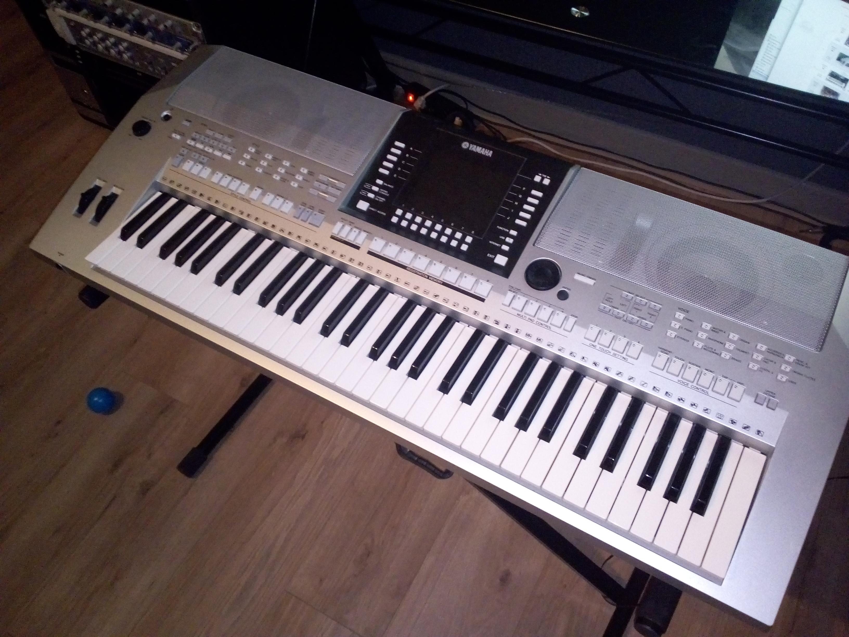 Psr s910 yamaha psr s910 audiofanzine for Yamaha psr s