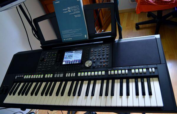 Yamaha psr s950 image 659264 audiofanzine for Yamaha clavinova clp 950 price
