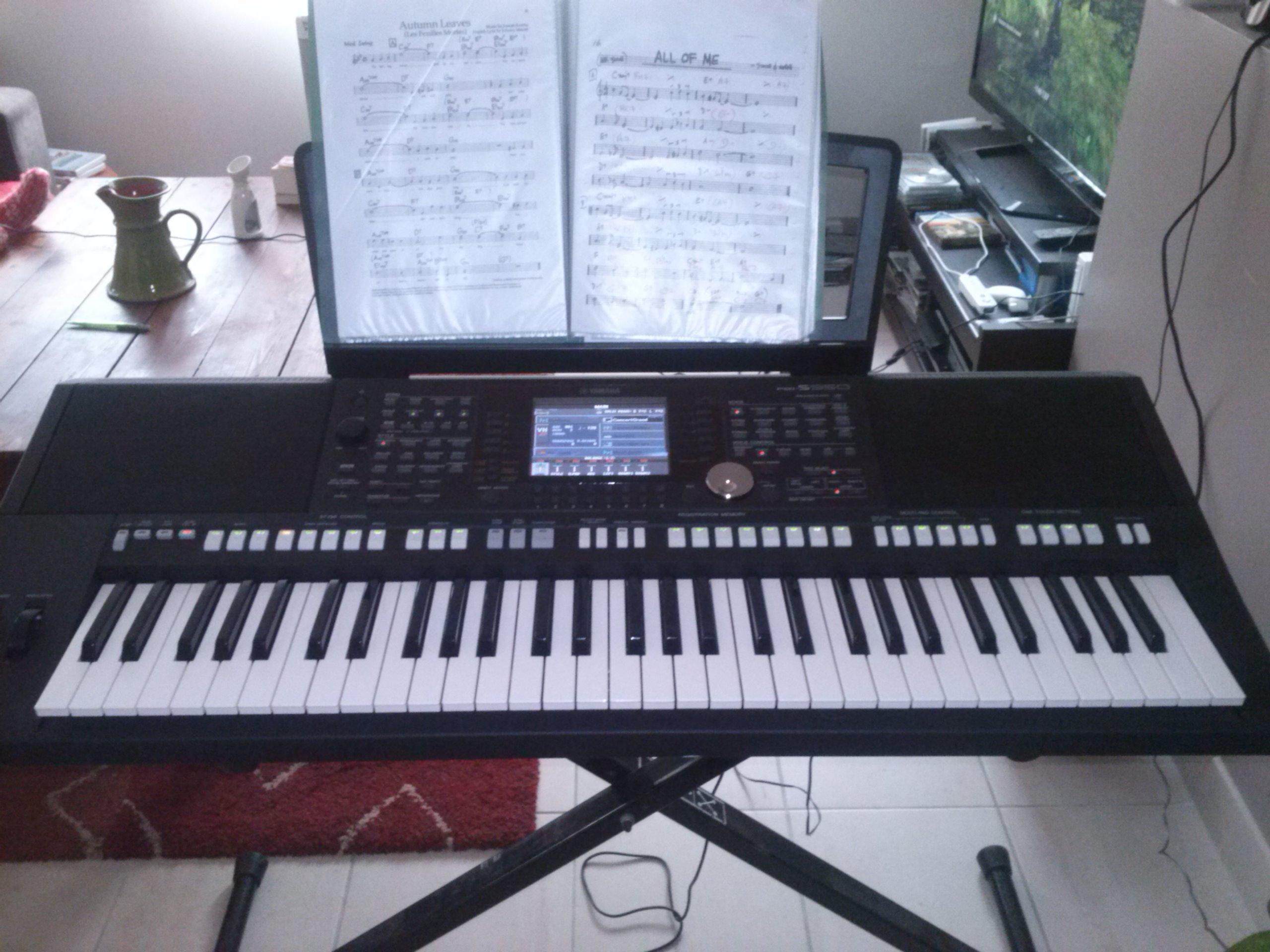 keyboard yamaha psr-s950