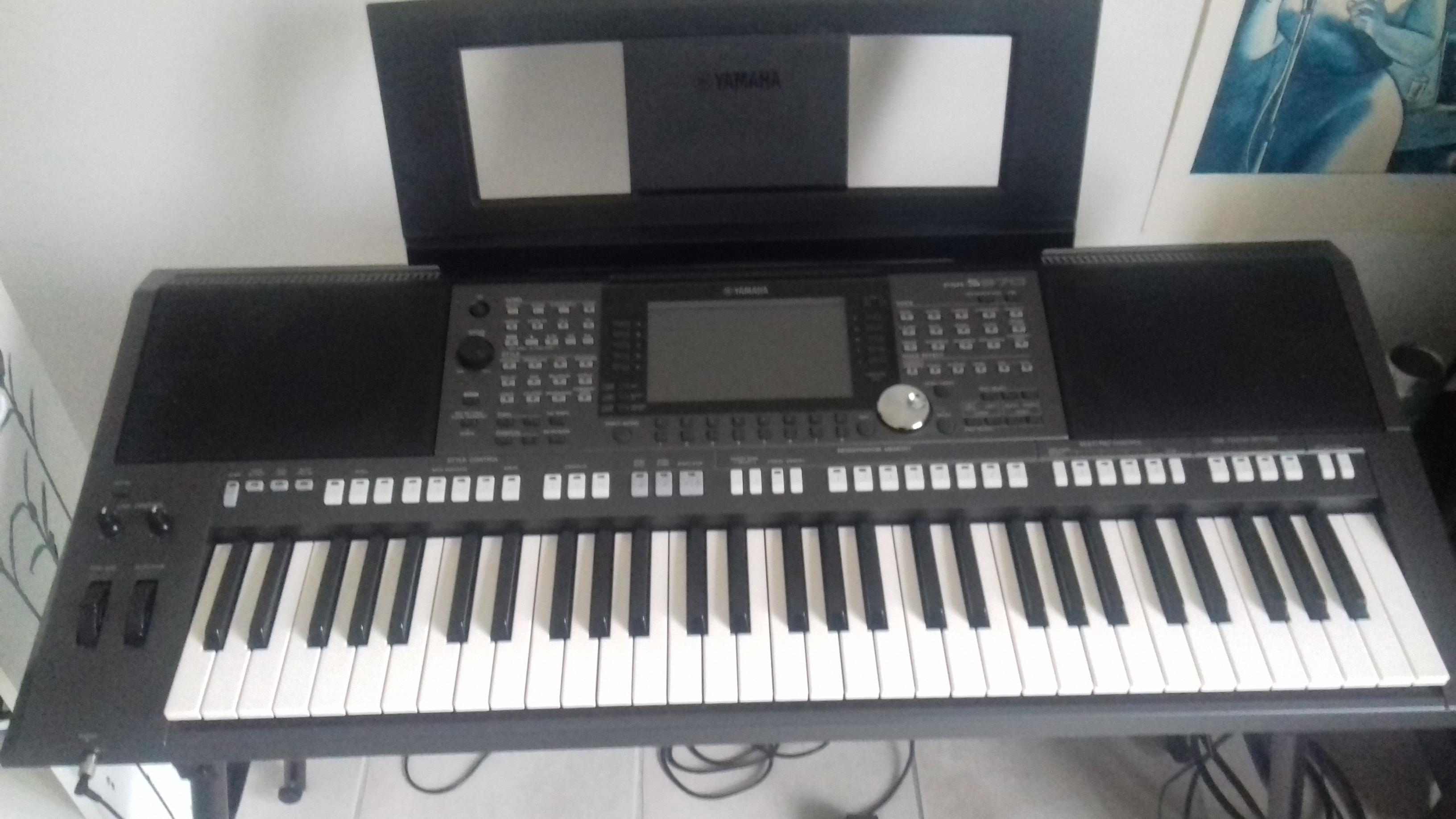 Psr s970 yamaha psr s970 audiofanzine for Yamaha psr s